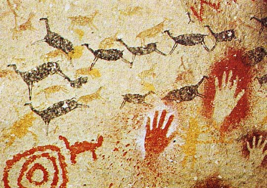 Cave-Paintings at altamira