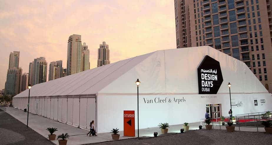 Dubai Design District Building