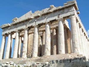Classical Greek Art - Acropolis of Athens