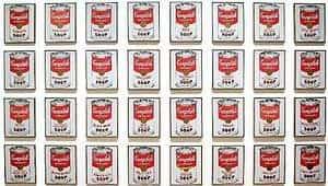 Campbell's Soup Modern American Art