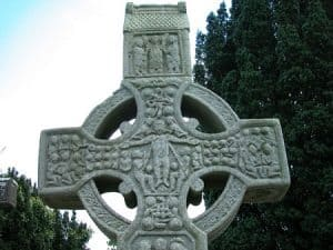 Celtic Art - Muiredach's High Cross