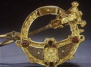 Celtic Art - Tara Brooch