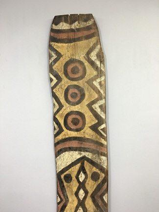 Oceanic Art - Ceremonial Board – Papa New Guinea
