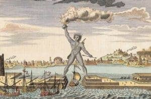 Hellenistic Art - Colossus of Rhodes