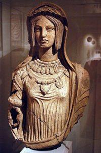 Etruscan Art - Femme étrusque