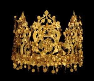Steppe Art - Golden Crown Treasure of Tillia