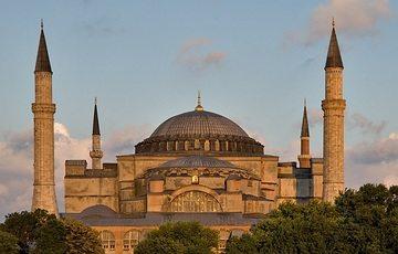 Hagia Sophia - Byzantine Art