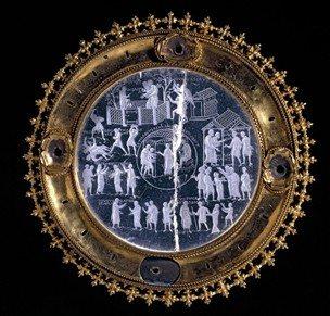 Lothair Crystal - Carolingian Art