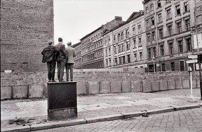 The Berlin Wall 1963 Postwar European Art