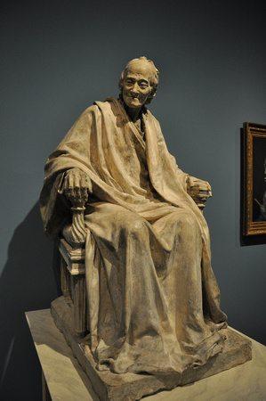 Voltaire Neo Classicism art