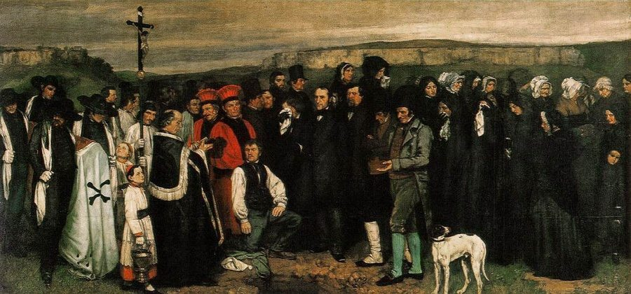 gustav-courbet-burial