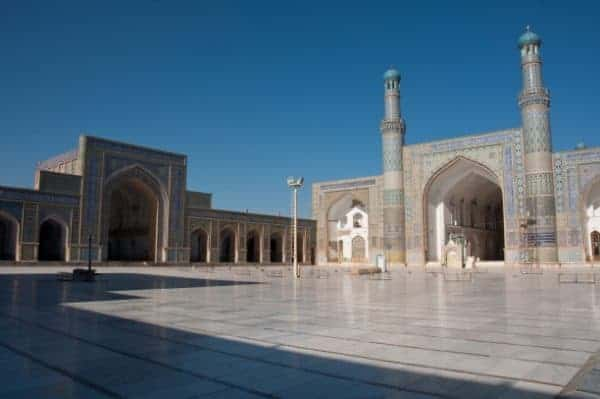 Friday Mosque of Herat – Afghanistan