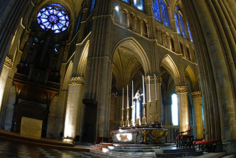 Reims Cathedral (Cathedral of Notre Dame)