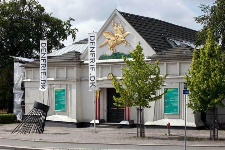Den Frie Centre of Contemporary Art: Copenhagen