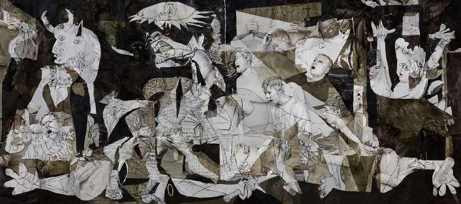 Guernica - The Artist