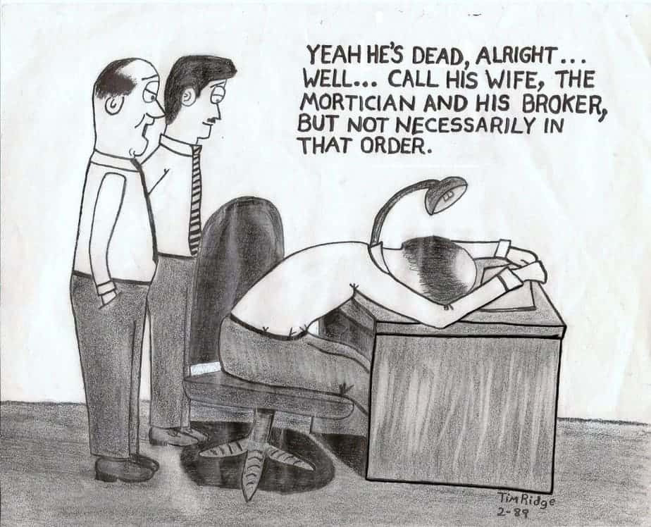 One of the earliest cartoons