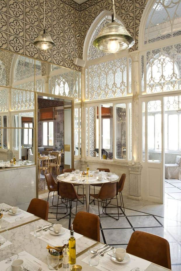 LISA restaurant in Beirut