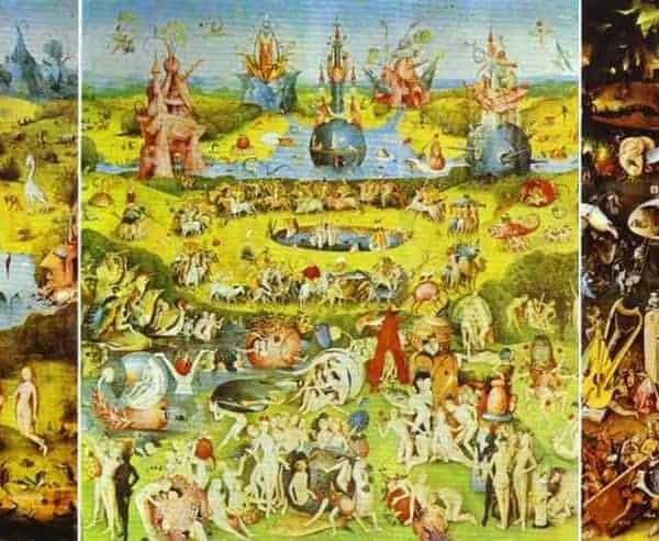 The Garden Of Earthly Delights The Artist
