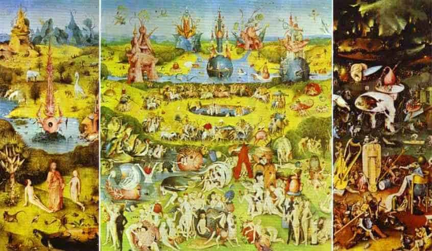 The Garden of Earthly Delights - The Artist - Art and ...