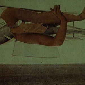 Murdering Airplane Collage by Max Ernst.