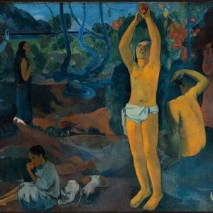 Where Do We Come From? What Are We? Where Are We Going? Painting by Paul Gauguin.