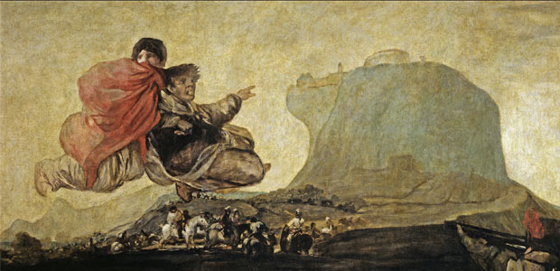 Asmodea Fantastic Vision by Goya Black Paintings