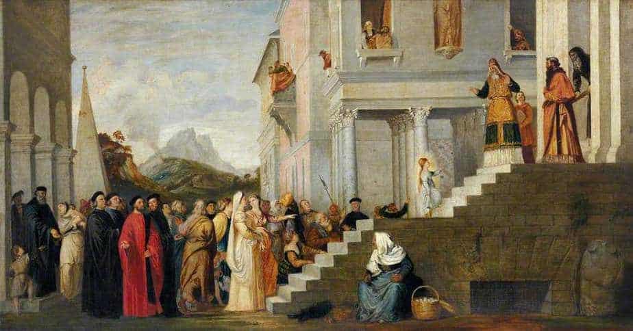 Best Virgin Mary Paintings