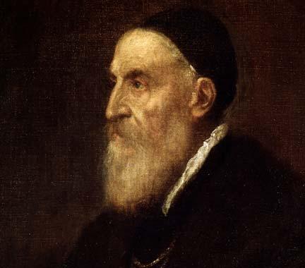 Titian paintings