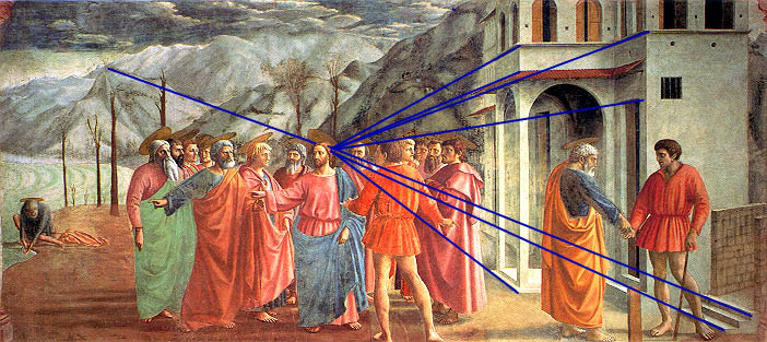 Linear Perspective Renaissance art