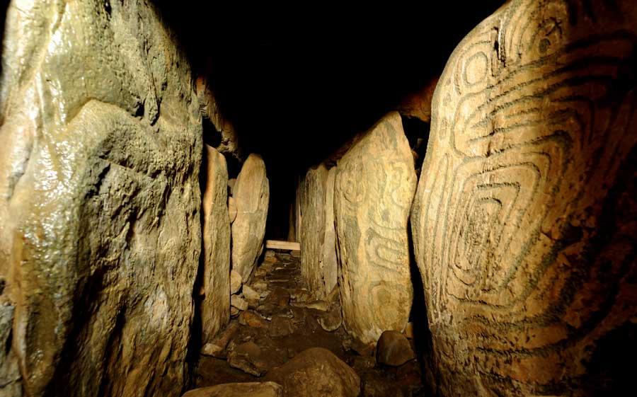 Megaliths neolithic art