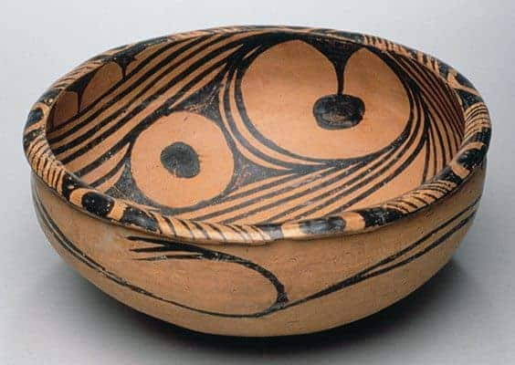 pottery neolithic art