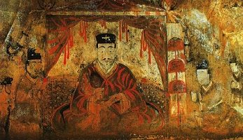 Goguryeo paintings of tombs murals