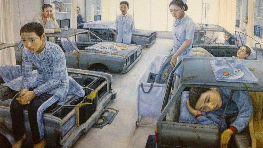Tetsuya Ishida - Saving the World With A Brushstroke
