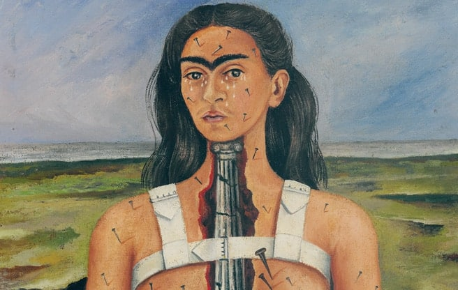 20 Most Famous Frida Kahlo Paintings The Artist Art