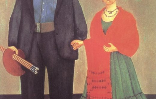 Frida and Deigo Riveria Frida Kahlo