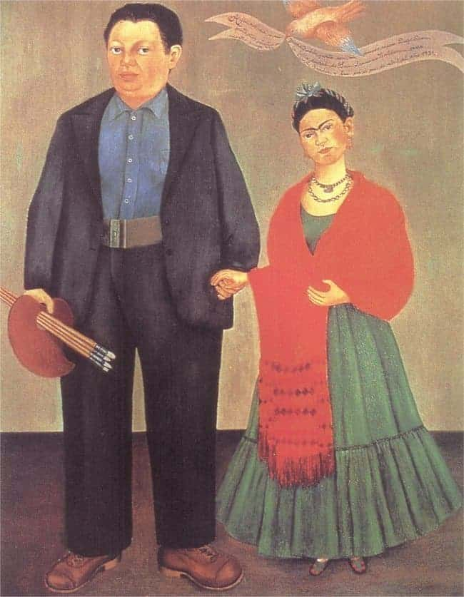 20 Most Famous Frida Kahlo Paintings The Artist Art And Culture Blog