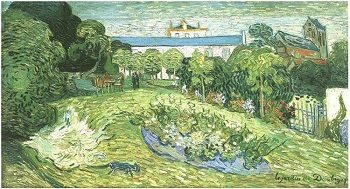 Nature in Art depicted by Daubigny's Garden