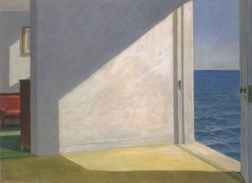 Nature in Art depicted by Rooms By The Sea