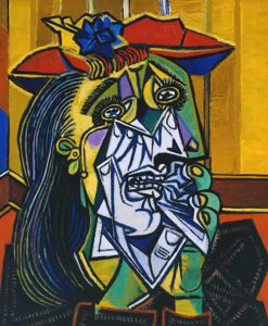 The Weeping Woman by Pablo Picasso