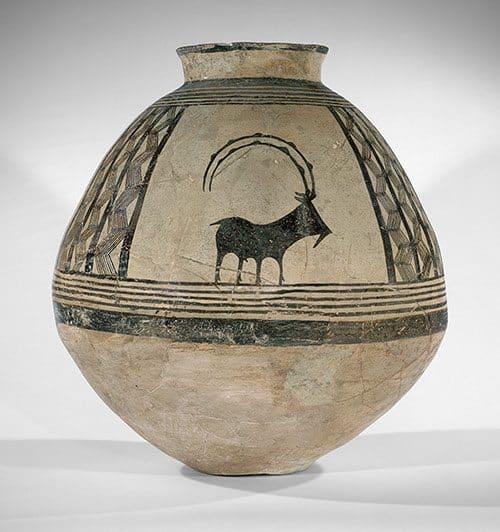 URUK Pottery - Persian Art