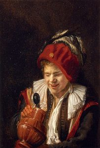 A Youth with a Jug by Judith Leyster