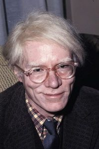 Famous Sculptors of All Time Andy Warhol