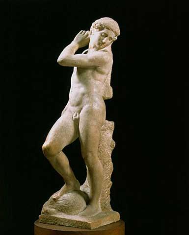 Apollo by Michelangelo