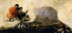 Asmodea by Fransesco Goya