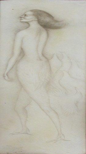 For María, 1963 by Leonora Carrington