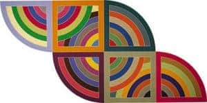 Harran II by Frank Stella