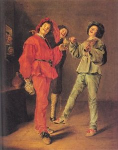 Merry Trio by Judith Leyster