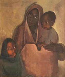 Mother India by Amrita Sher-Gil