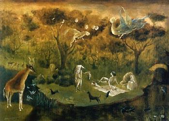 Pastoral, 1950 by Leonora Carrington