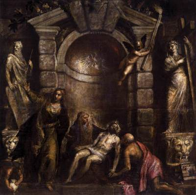 Pietà by Titian